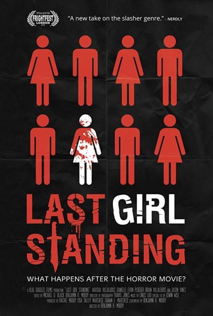 Last Girl Standing (2015) poster