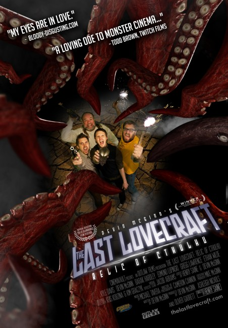 The Last Lovecraft: Relic of Cthulu (2009) poster