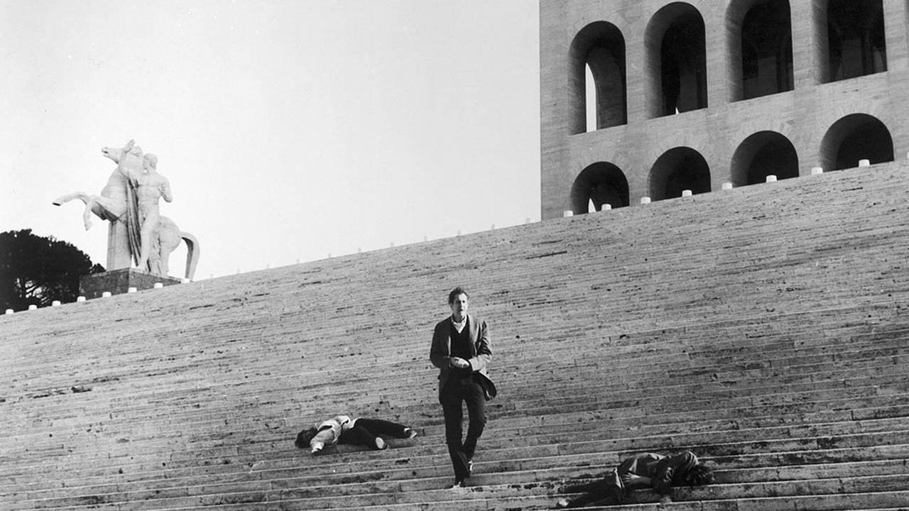 Vincent Price as Robert Neville, The Last Man on Earth (1964)