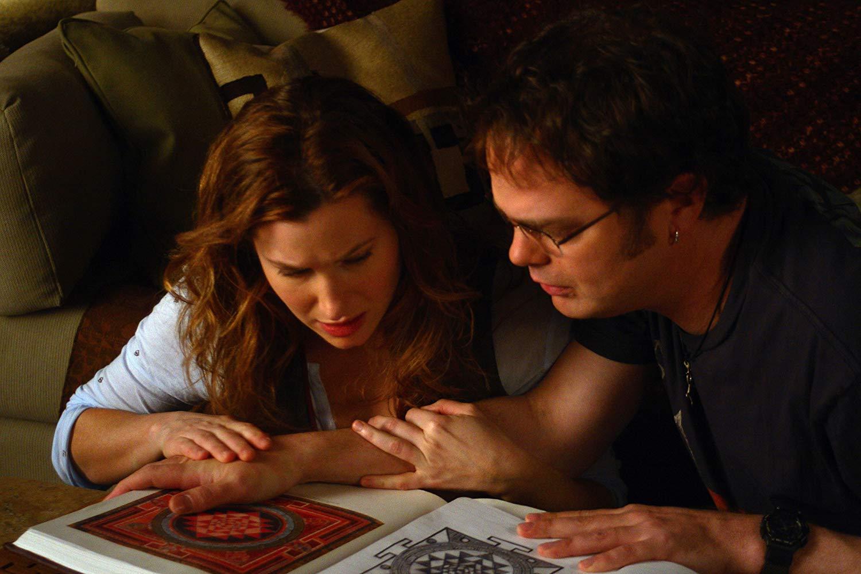 Kathryn Hahn and Rainn Wilson in The Last Mimzy (2007)
