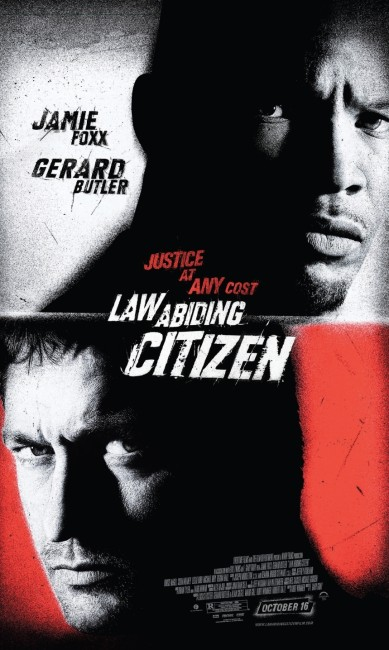 Law Abiding Citizen (2009) poster