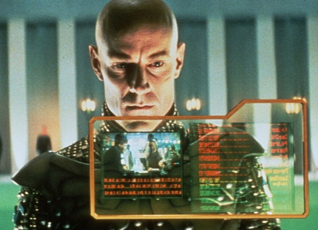 Matt Frewer as Jobe in Lawnmower Man 2: Beyond Cyberspace (1996)