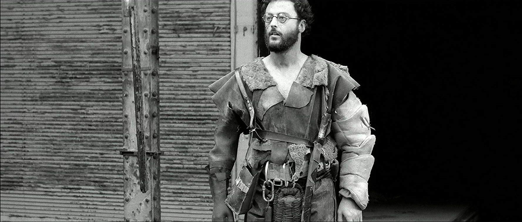 Jean Reno as The Brute in Le Dernier Combat (1983)