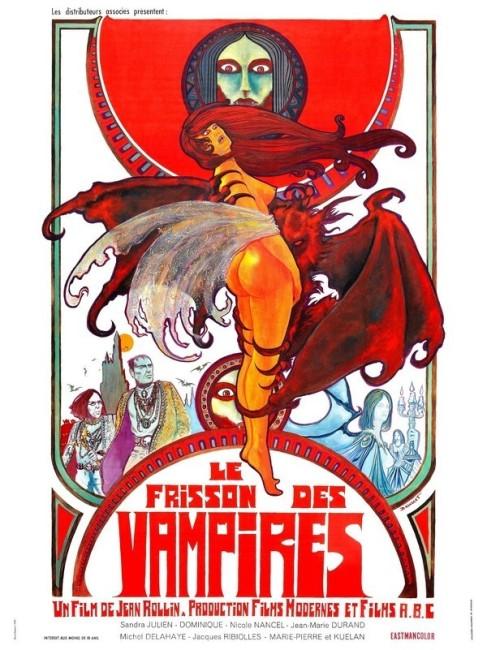 Le Frisson des Vampires (1971) poster