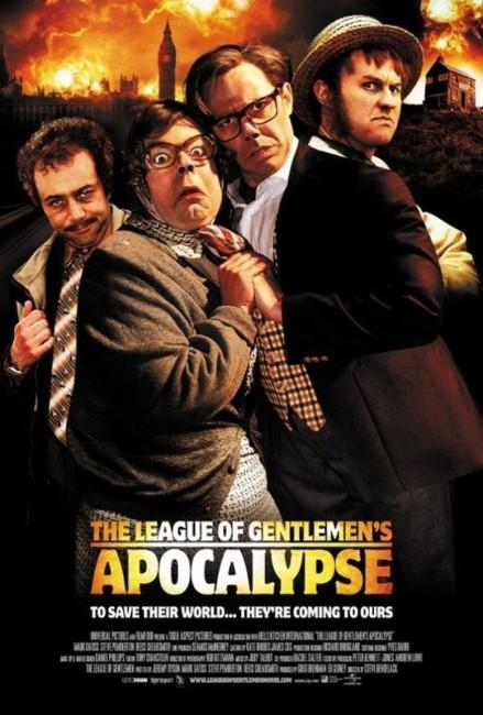 The League of Gentlemen's Apocalypse (2005) poster