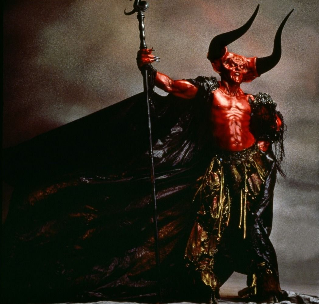 Tim Curry as Darkness in Legend (1985)