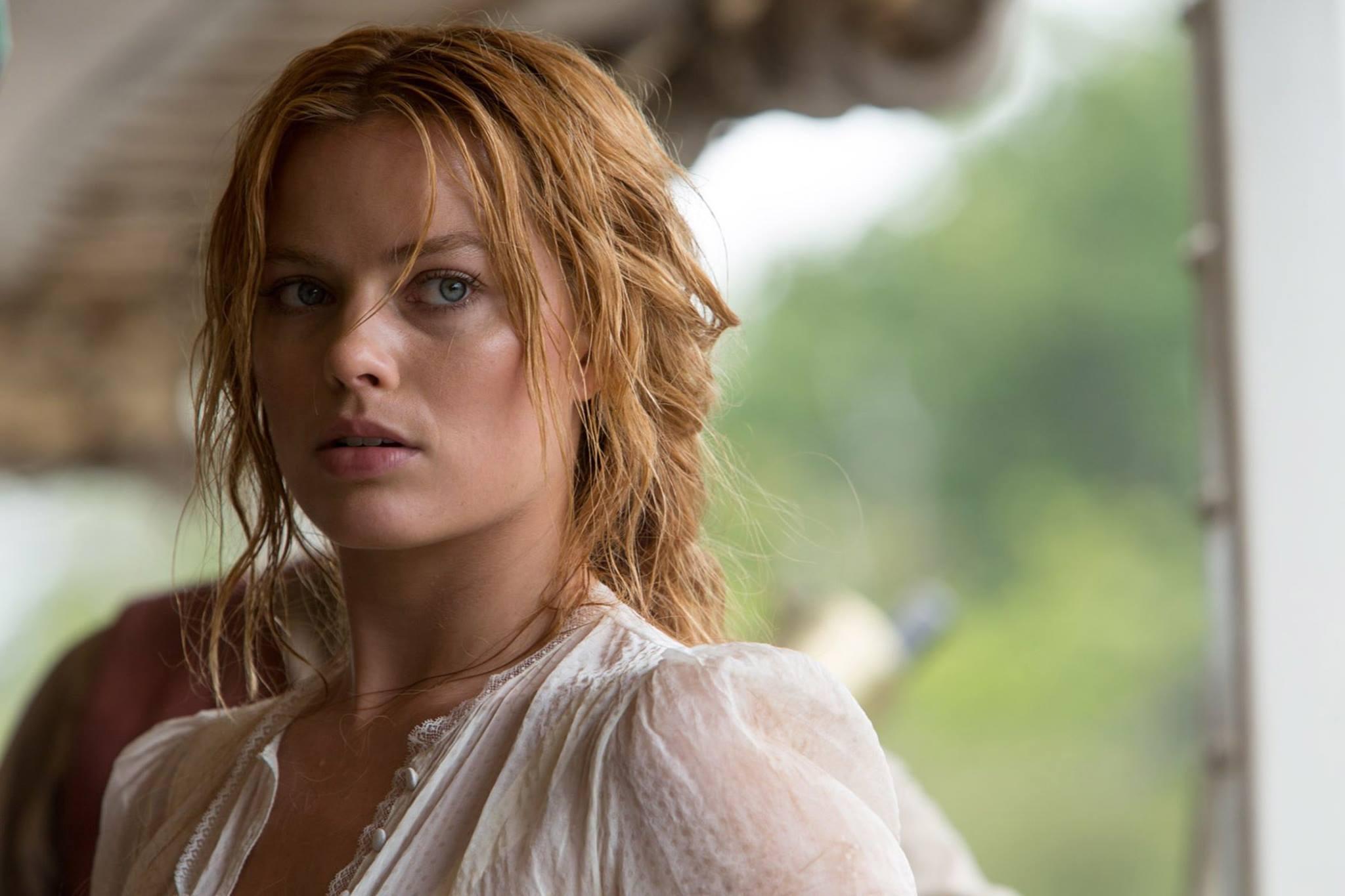 Margot Robbie as Jane Porter in The Legend of Tarzan (2016)