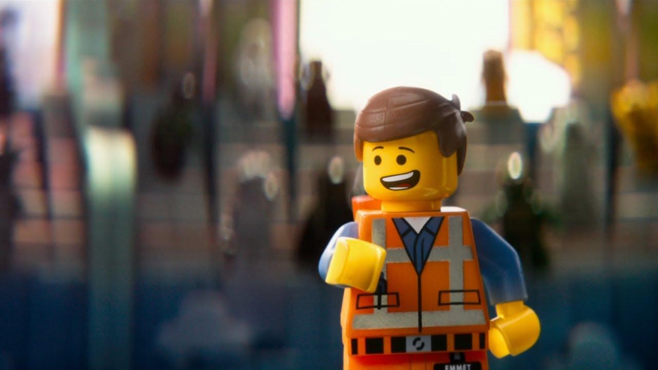 Emmett (voiced by Chris Pratt) in The Lego Movie (2014)