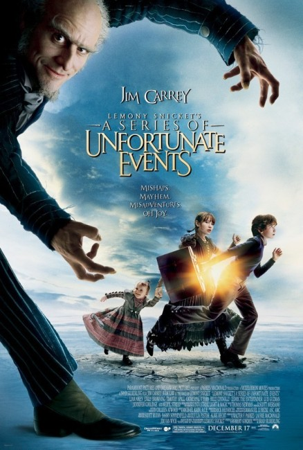 Lemony Snicket's A Series of Unfortunate Events (2004) poster