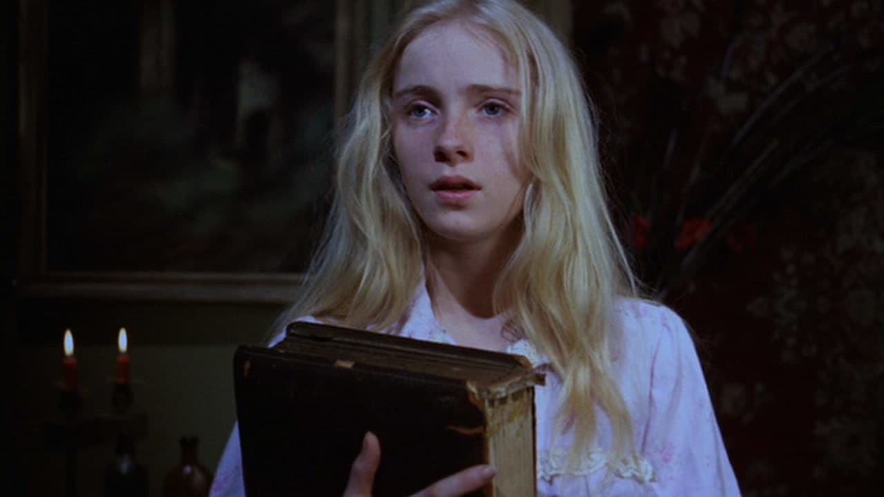 Cheryl Smith as the innocent Lila Lee in Lemora: A Child's Tale of the Supernatural (1973)
