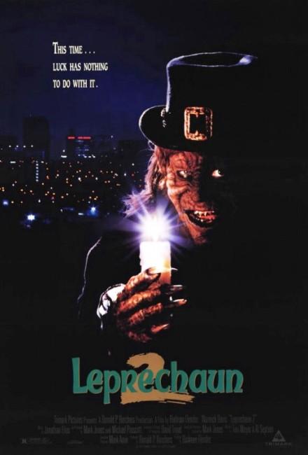 Leprechaun 2 (1994) poster