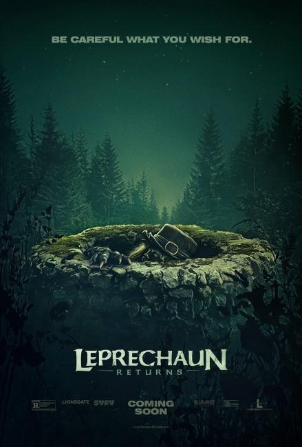 Leprechaun Returns (2018) poster