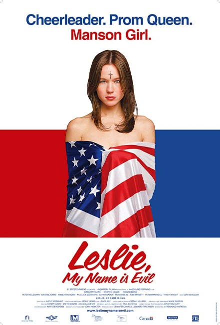 Leslie, My Name is Evil (2009) poster