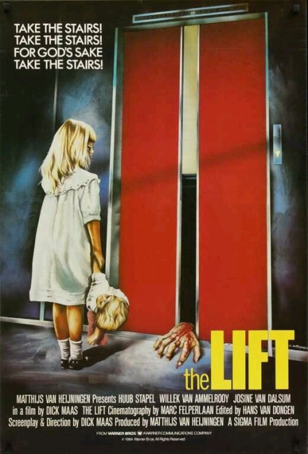 The Lift (1983) poster