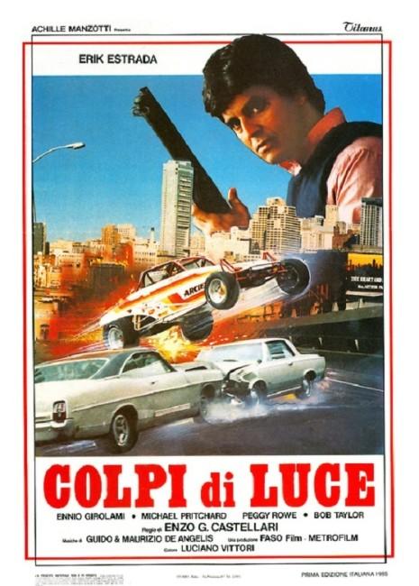 Light Blast (1985) poster