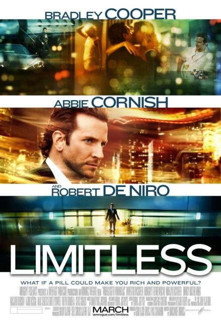 Limitless (2011) poster