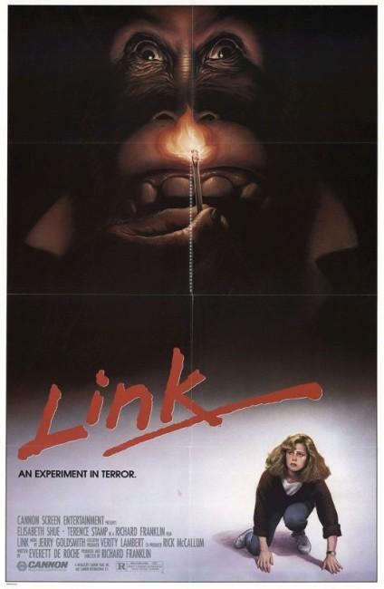 Link (1986) poster