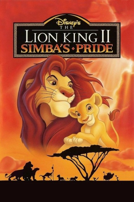 The Lion King II Simba's Pride (1998) poster