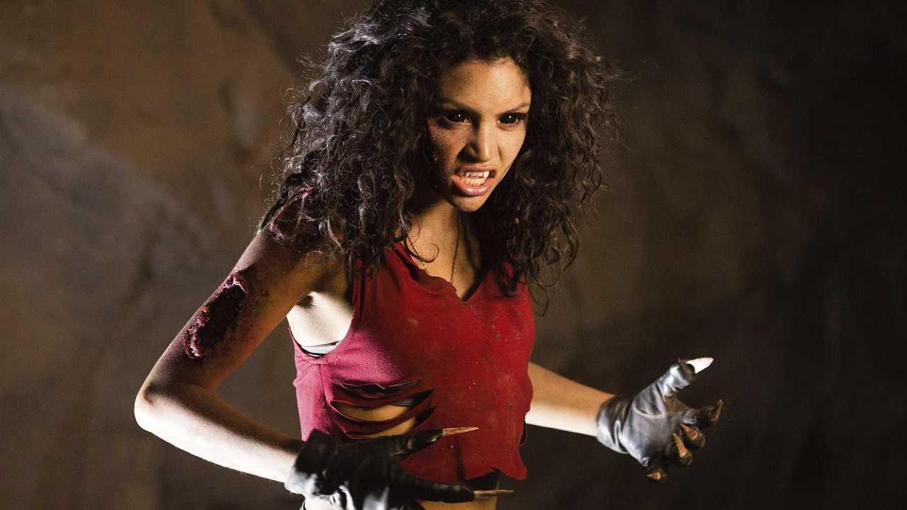 Bianca A. Santos as Samantha in Little Dead Rotting Hood (2016)