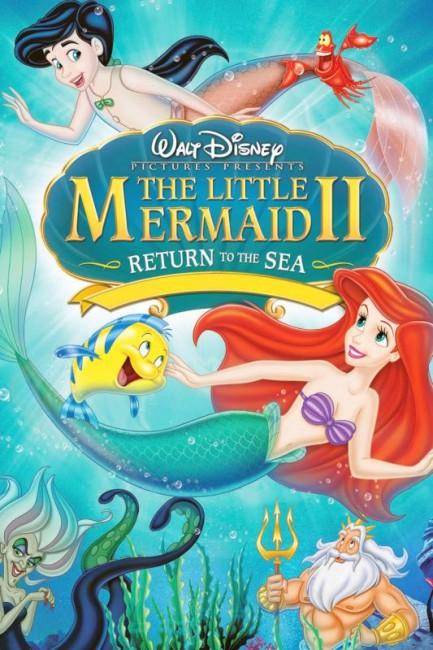 The Little Mermaid II: Return to the Sea (2000) poster