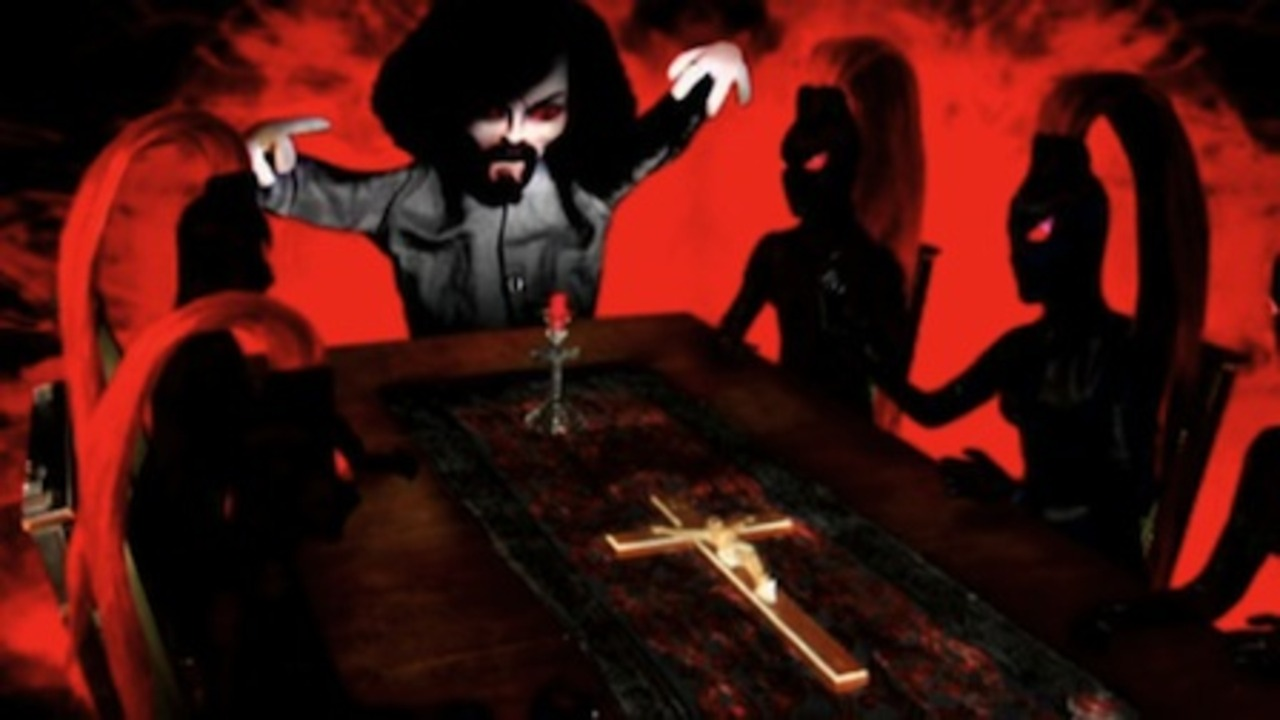 A satirical Claymation telling of the Manson killings in Live Freaky! Die Freaky! (2006)