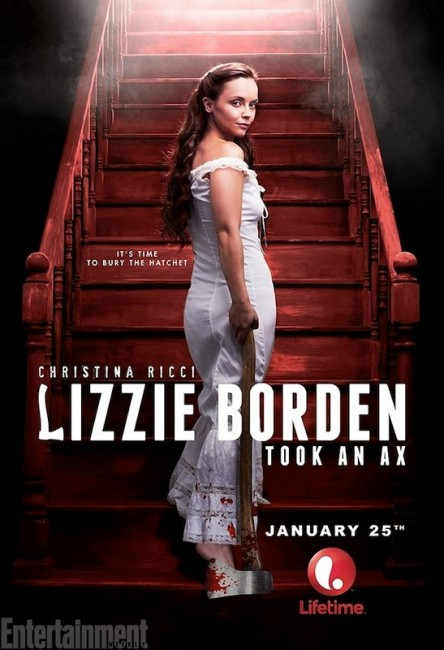 Lizzie Borden Took an Axe (2014) poster