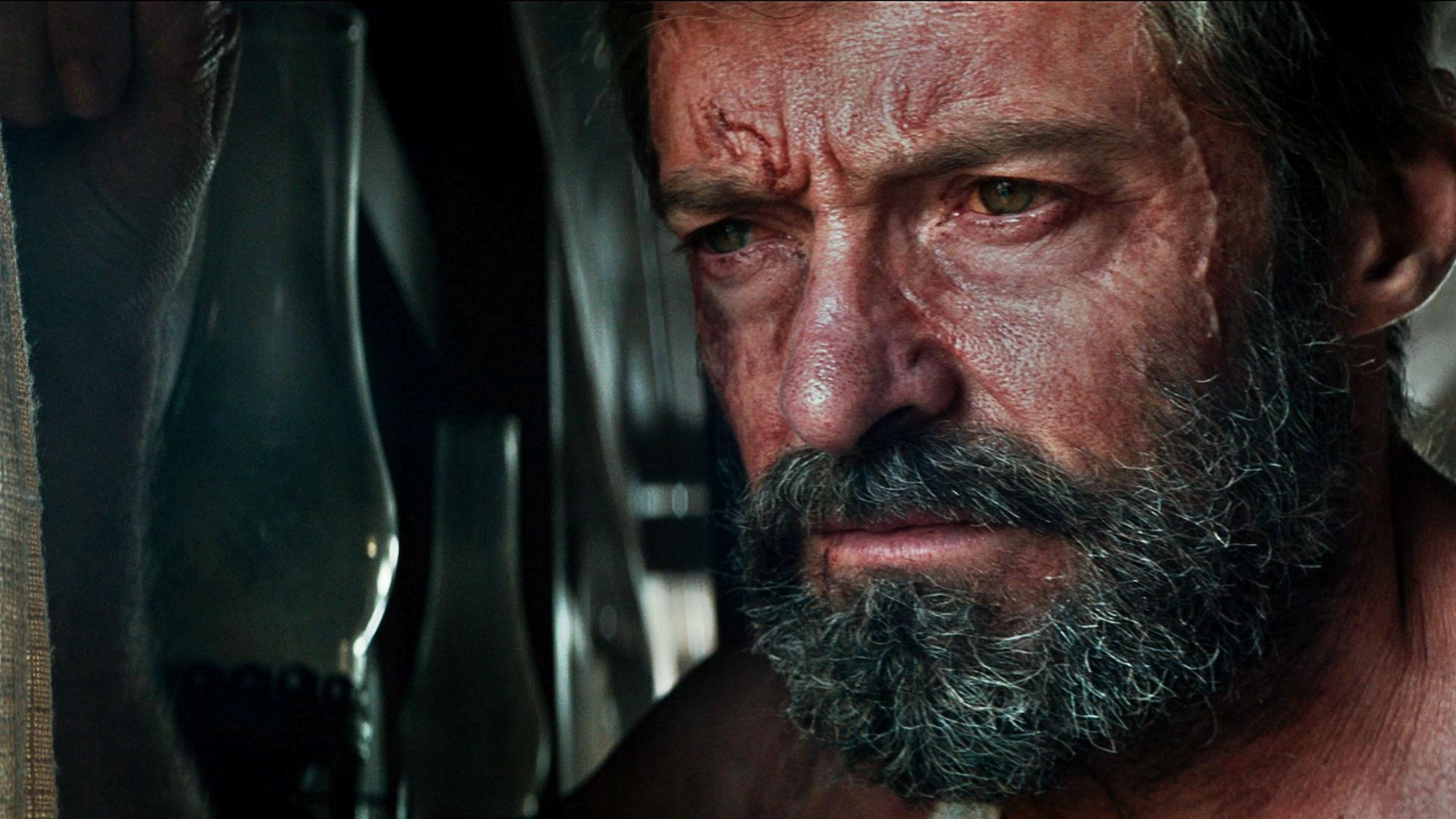 Hugh Jackman in Logan (2017)