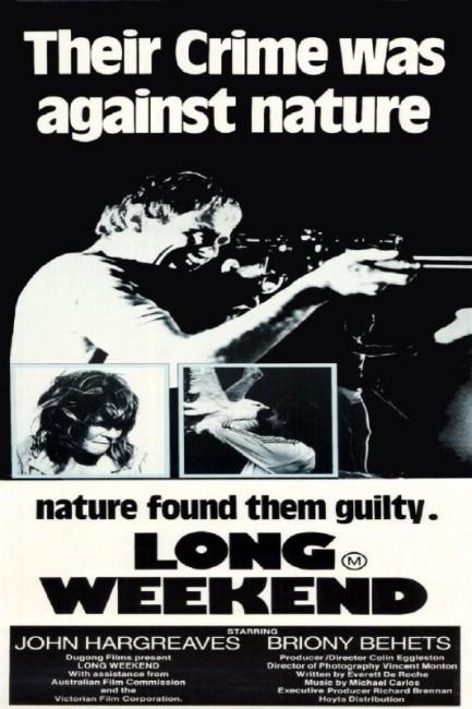 Long Weekend (1978) poster