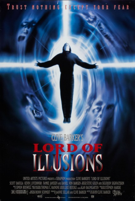 Lord of Illusions (1995) poster