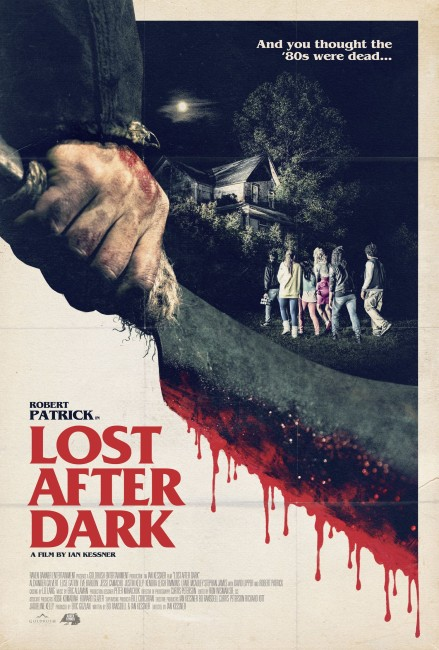 Lost After Dark (2015) poster