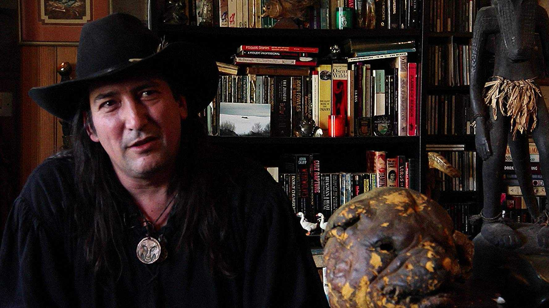 Director Richard Stanley interviewed in Lost Soul: The Doomed Journey of Richard Stanley's Island of Dr. Moreau (2014)