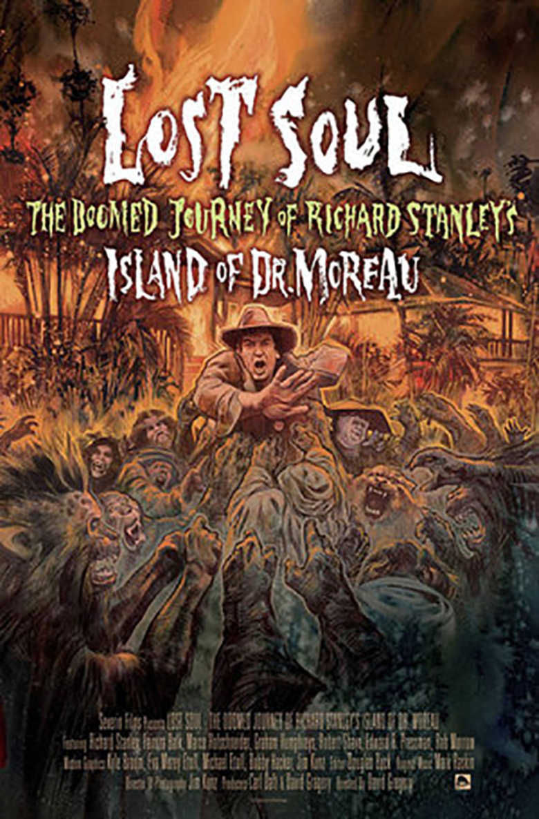 Lost Soul: The Doomed Journey of Richard Stanley's Island of Dr. Moreau (2014) poster