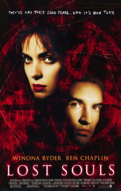 Lost Souls (2000) poster