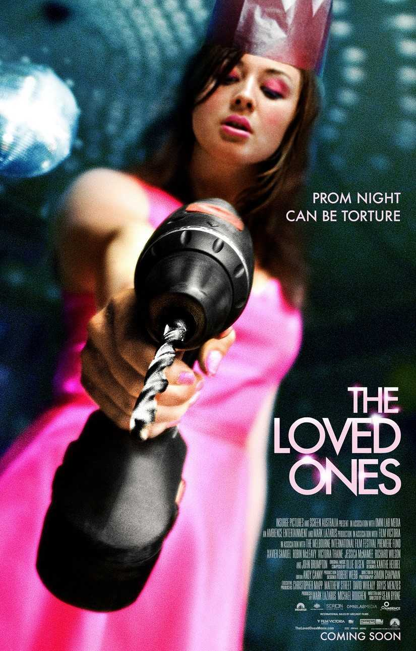 The Loved Ones (2009) poster