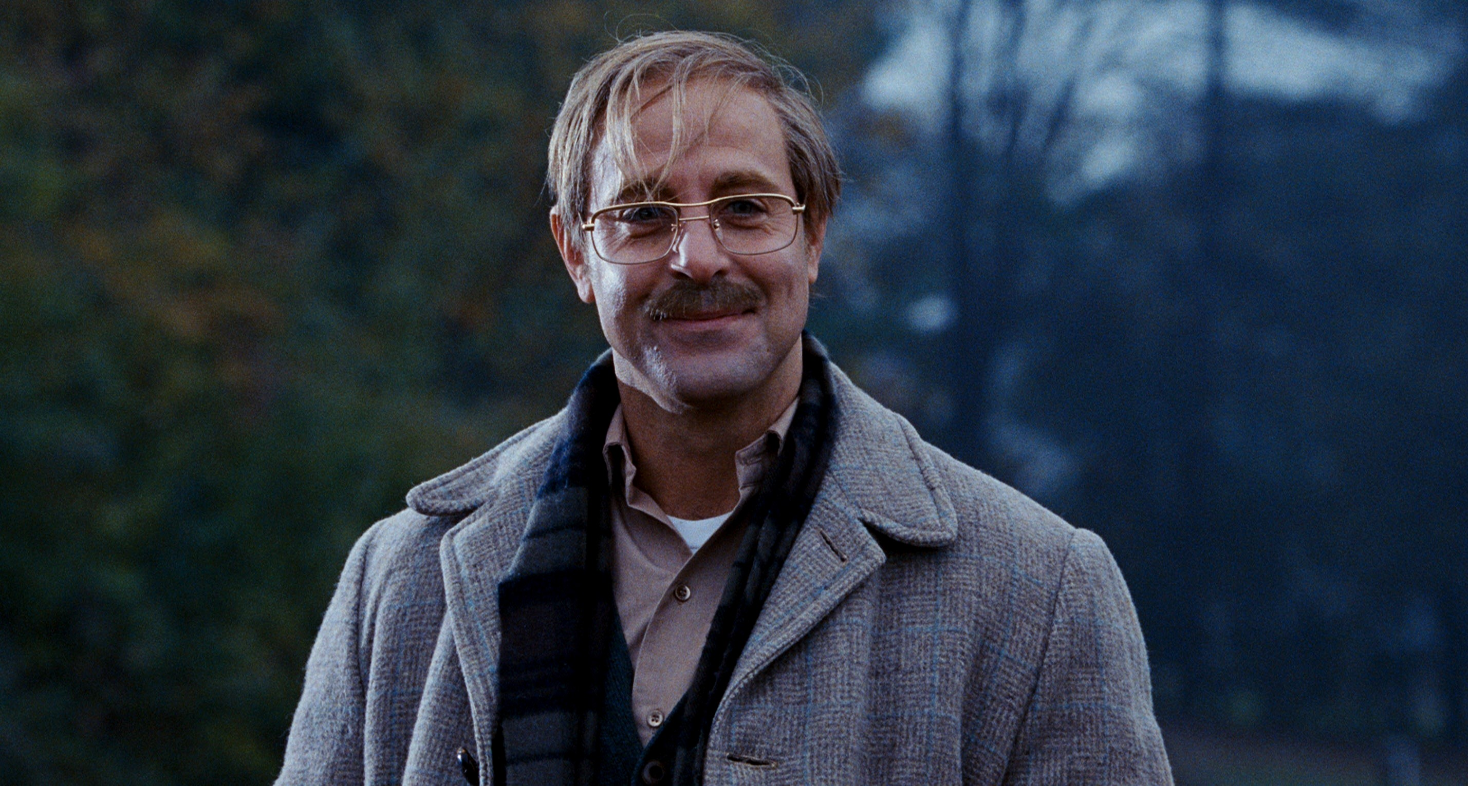 Stanley Tucci as creepy paedophile George Harvey in The Lovely Bones (2009)
