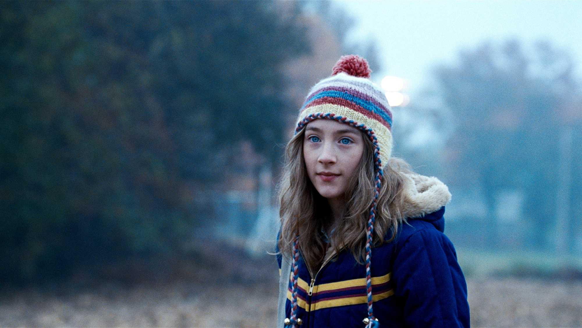 Saoirse Ronan as Susie Salmon in The Lovely Bones (2009)