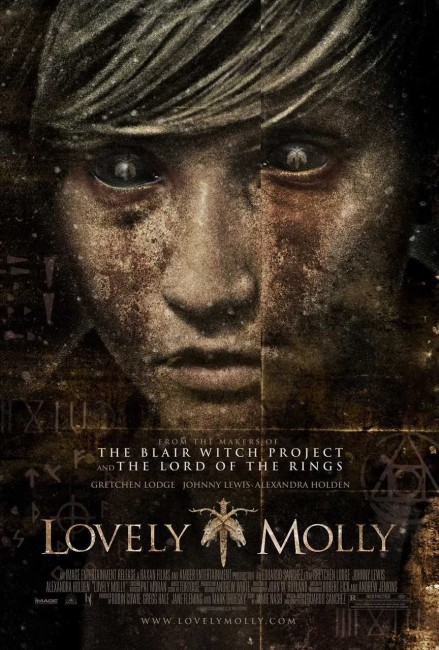 Lovely Molly (2011) poster
