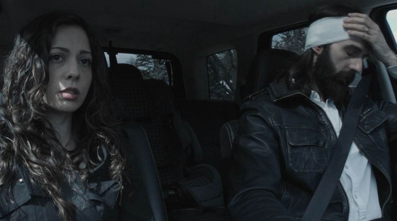 Mahsa Ghorbankarimi and Alexander Gorelick  in Luciferous (2015)