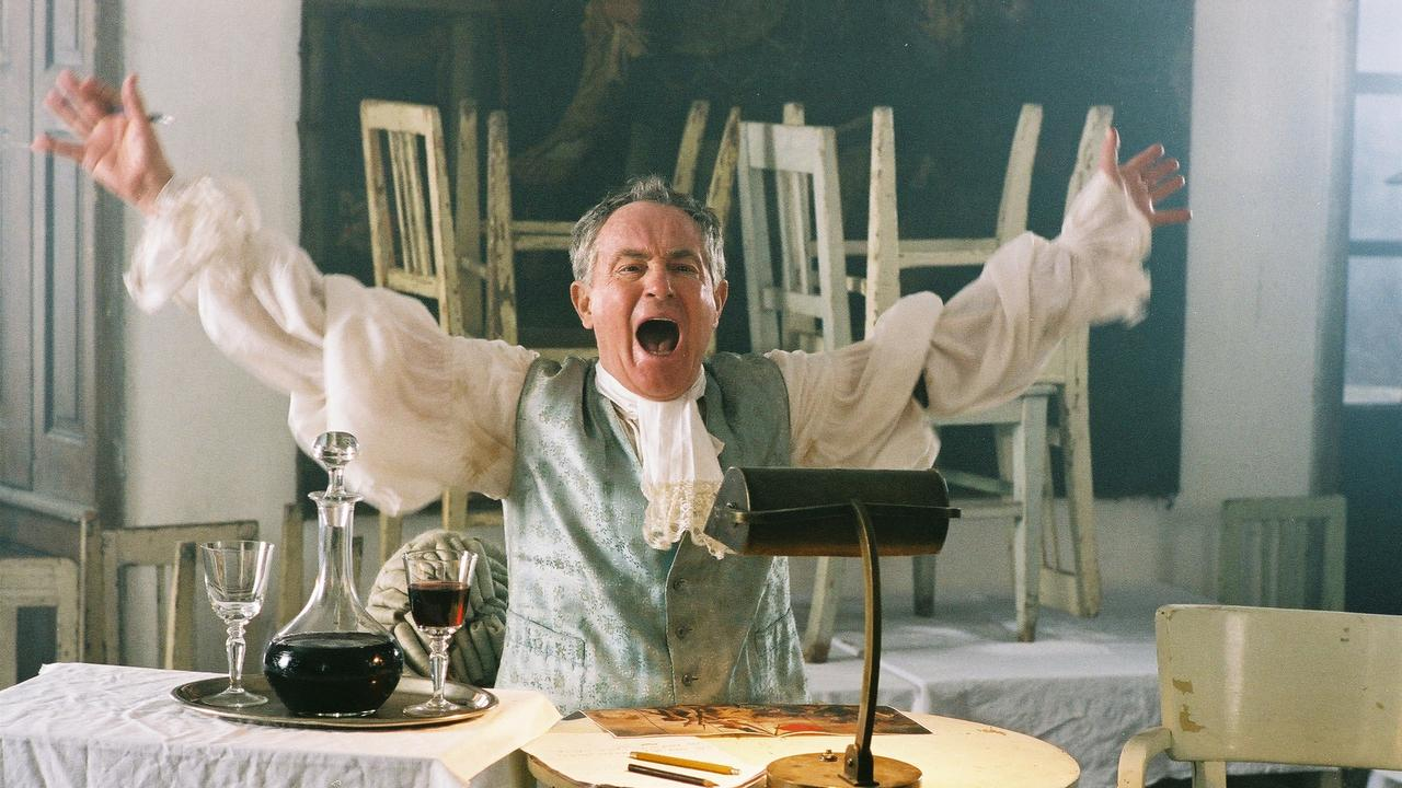 Jan Triska as The Marquis in Lunacy (2005)