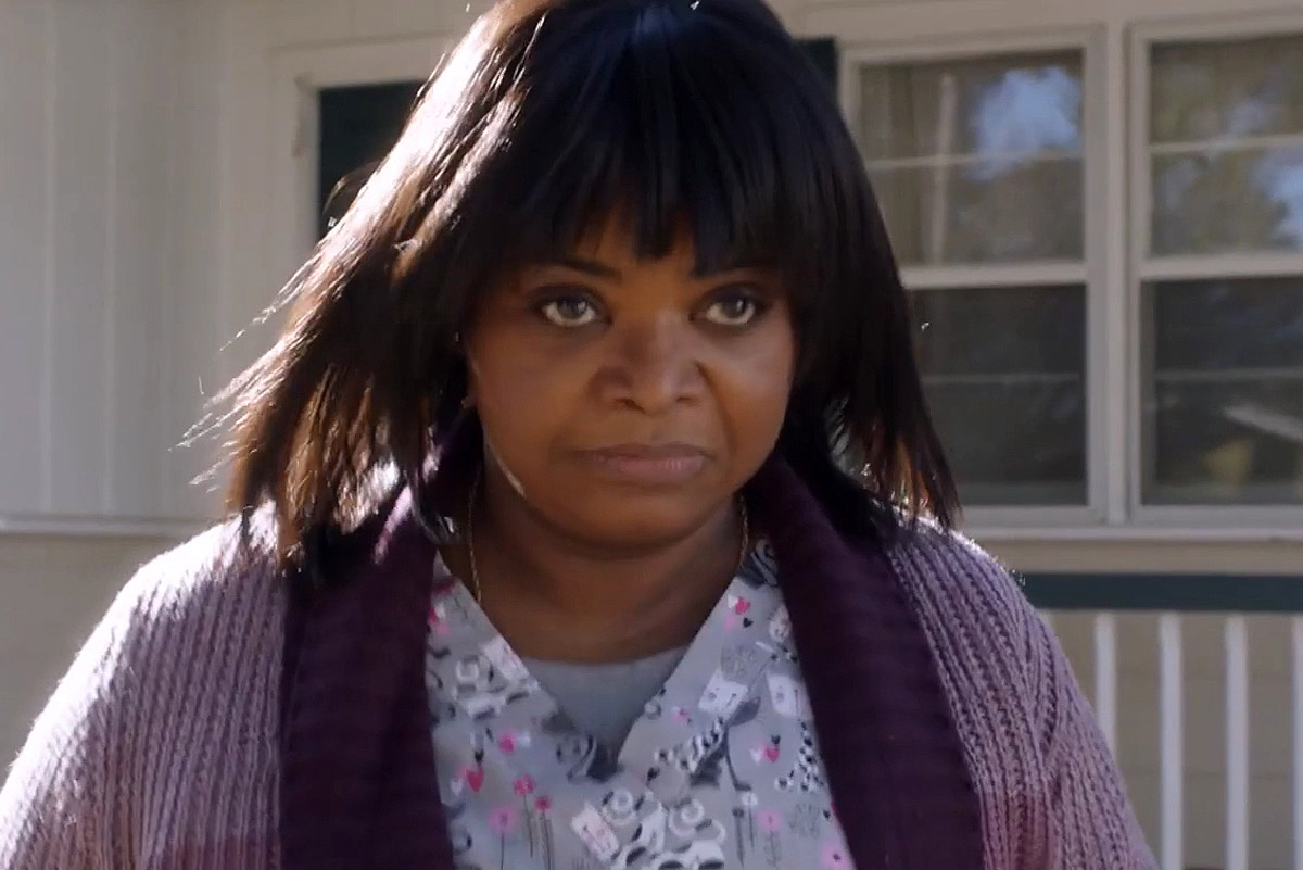 Octavia Spencer as the psychopathic Sue Ann Ellington aka Ma (2019)