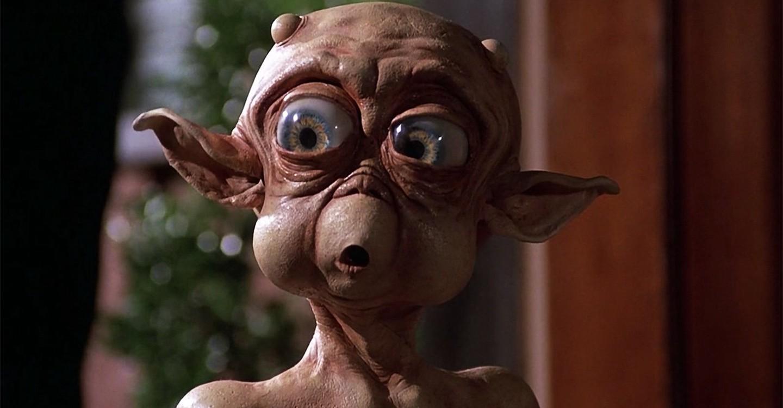 Mac the alien in Mac and Me (1988)