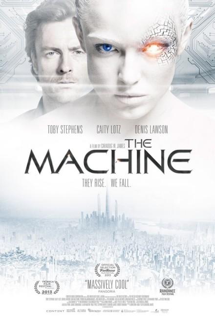 The Machine (2013) poster
