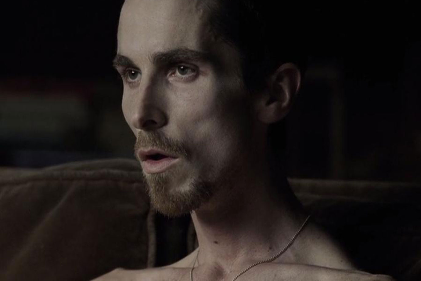 Christian Bale in The Machinist (2004)