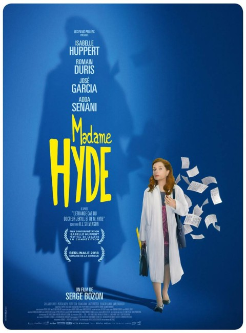 Madame Hyde (2017) poster