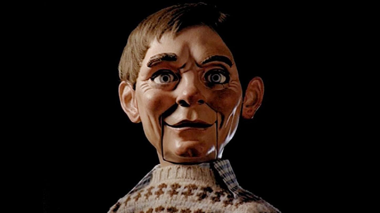 Fats the ventriloquist's dummy in Magic (1978)