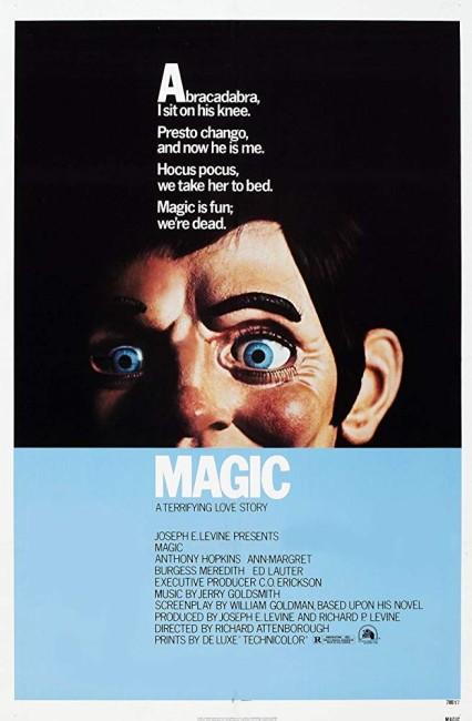 Magic (1978) poster