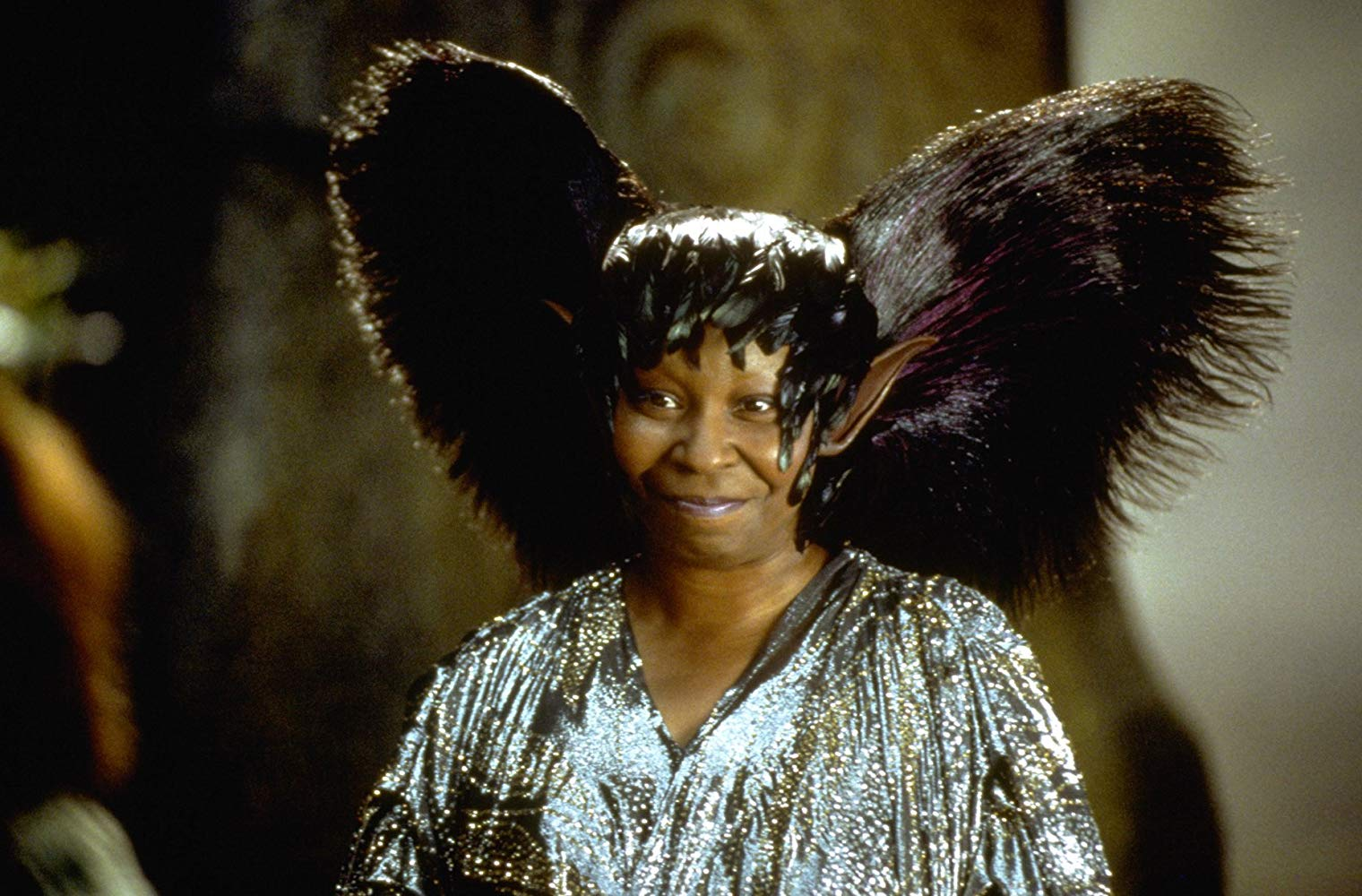 Whoopi Goldberg as The Grand Banshee in The Magical Land of the Leprechauns (1999)