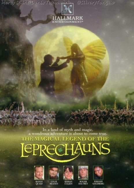 The Magical Land of the Leprechauns (1999) poster