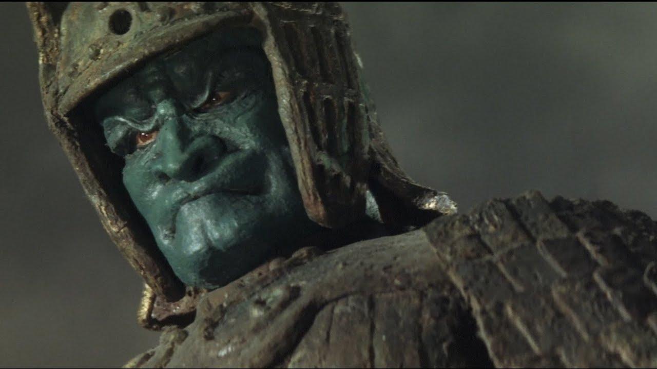 The majin awakened in Majin, Monster of Terror (1966)