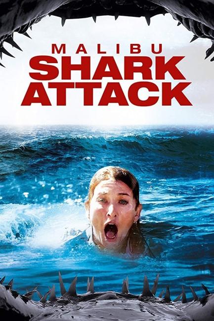 Malibu Shark Attack (2009) poster
